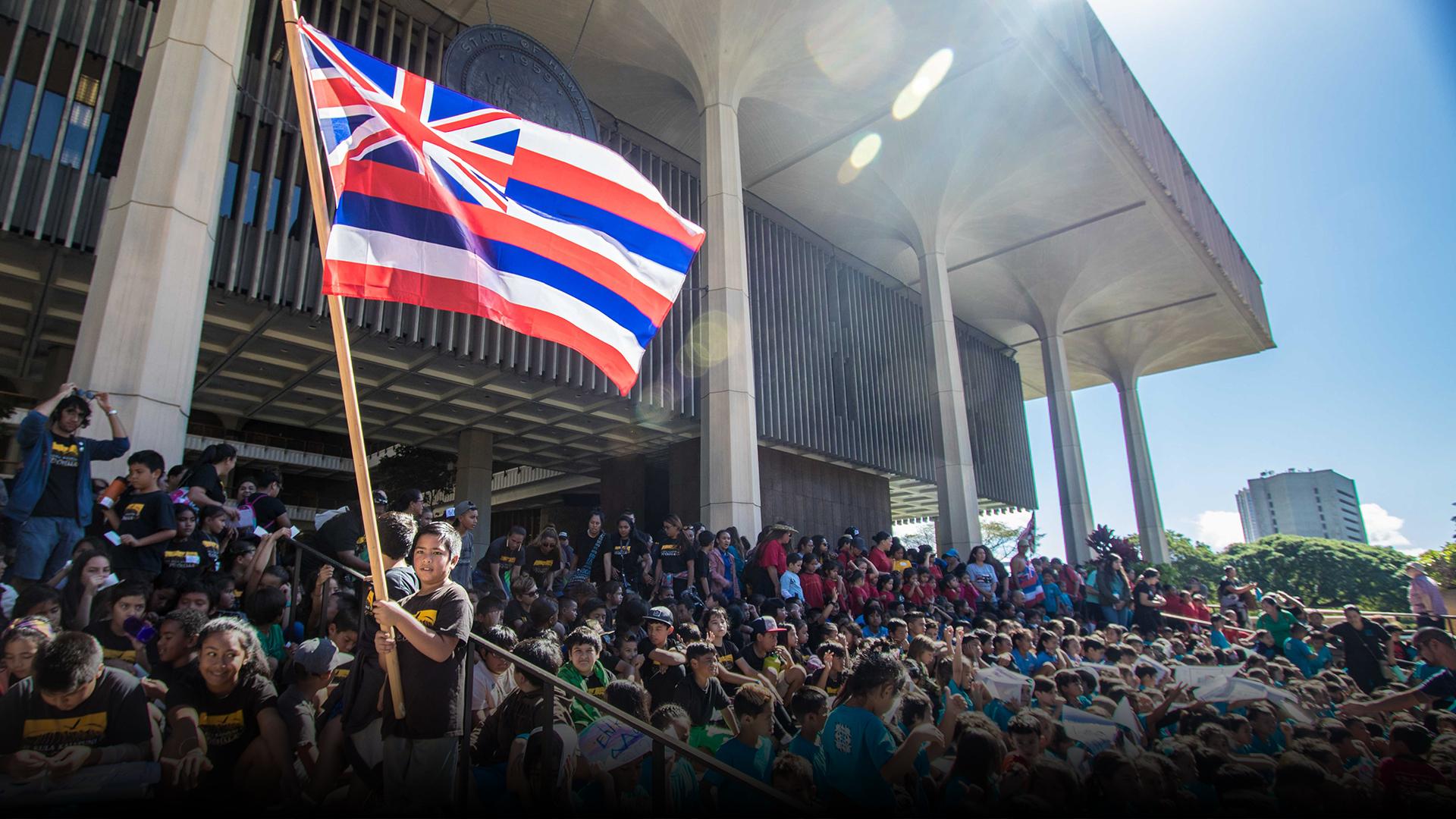 Olelo Hawaii Capacity