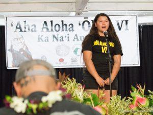 ʻAha Aloha ʻŌlelo 2019 | Hoʻokūkū Haʻiʻōlelo Pae Papa 6 – 8
