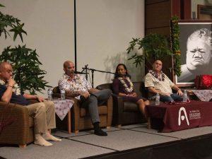 Nā Mamo Aloha Na Keʻelikōlani – Speech & Panel
