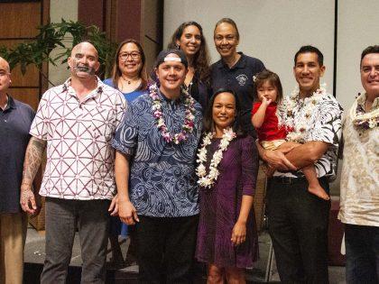 Nā Mamo Aloha Na Keʻelikōlani ma Haleʻōlelo