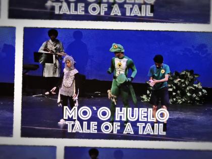 Moʻo Huelo: The Tale of a Tail