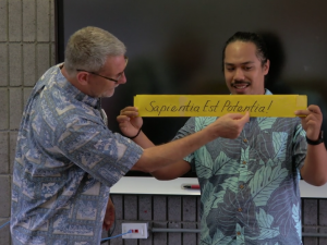 Lākina: Teaching Latin Through Hawaiian